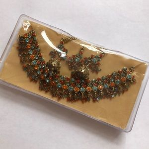 Indian Bollywood Jewelry Set